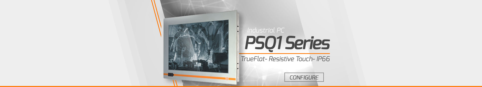 Industrial Panel Pc - PSQ1 Series